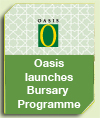 Oasis Bursary Launch